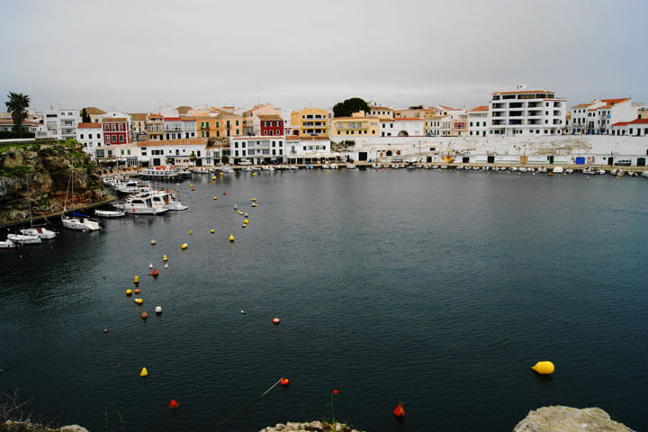 fishingtripmenorca.co.uk boat tours to Cales Fonts in Minorca